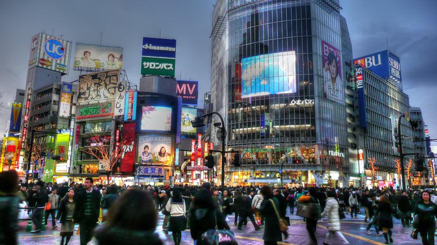 Travel Times Between Cities In Japan