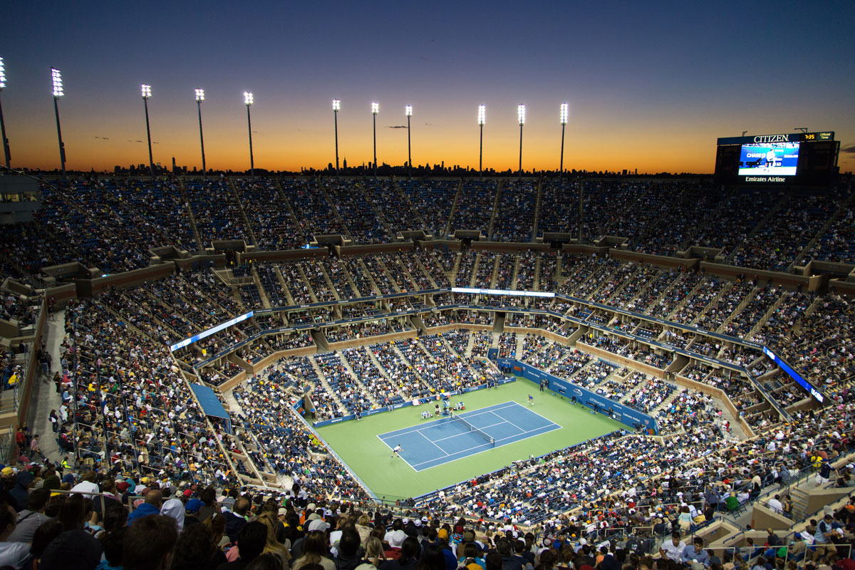 Flushing Meadows Us Open