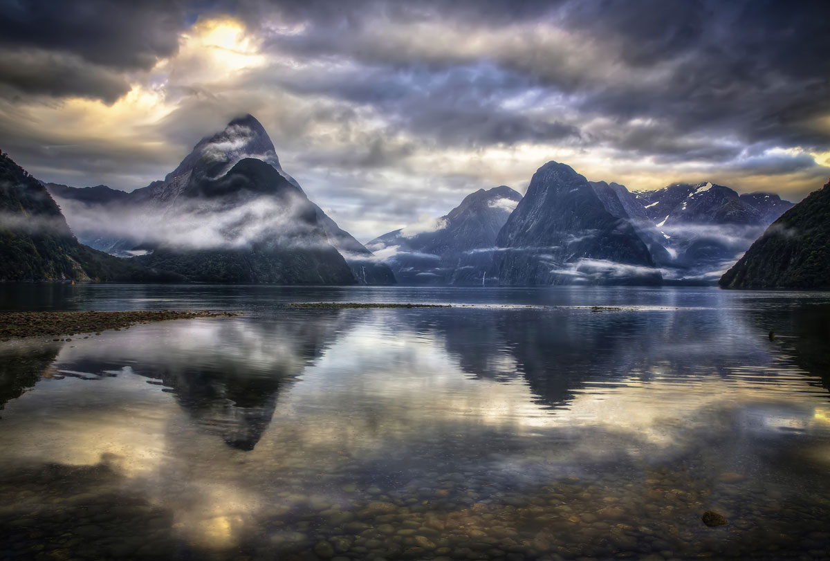 Beautiful milford sound travel photos foreign pixel for Landscaping companies in new zealand