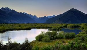 Glenorchy Lake Hills