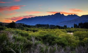 A Glenorchy Sunset