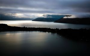 Early Morning on Lake Wakatipu