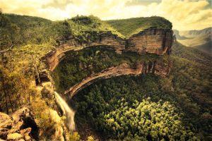 Epic cliffs.